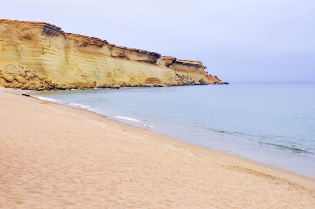 Playa de Benguela, Angola