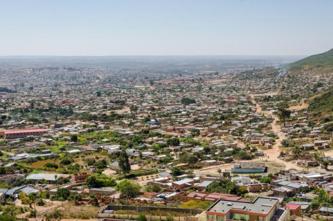 Lubango, Angola