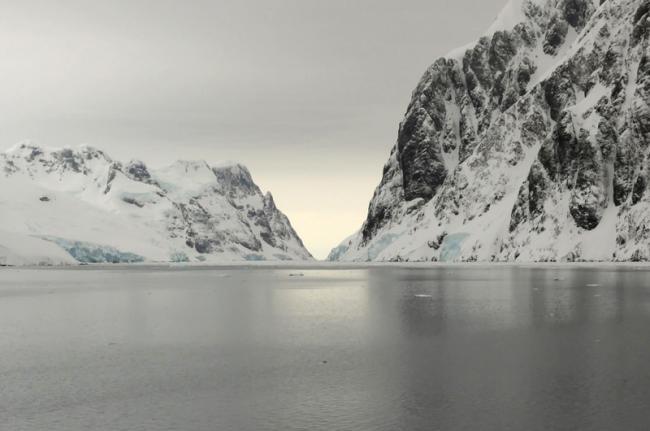 Canal de Lemaire, Antártida