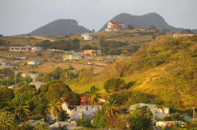Ruta del Fig Tree, Antigua