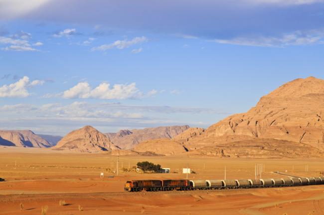 Ferrocarril de Hiyaz, Arabia Saudí