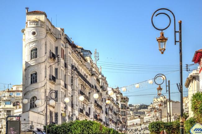 Argel, Argelia