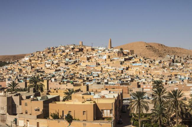 Beni Isguen, Ghardaïa, Argelia