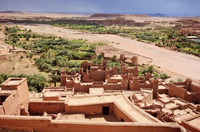Timimoun, Argelia
