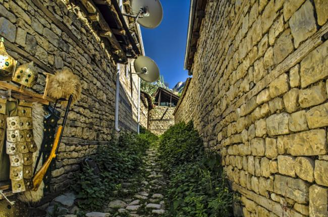 Lahic, Azerbaiyán