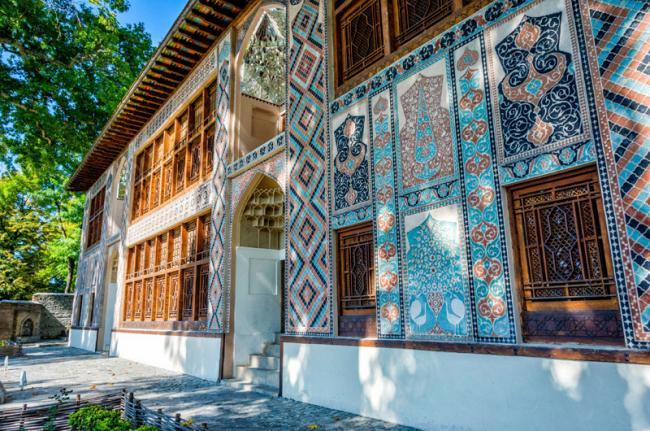 Sheki, Azerbaiyán