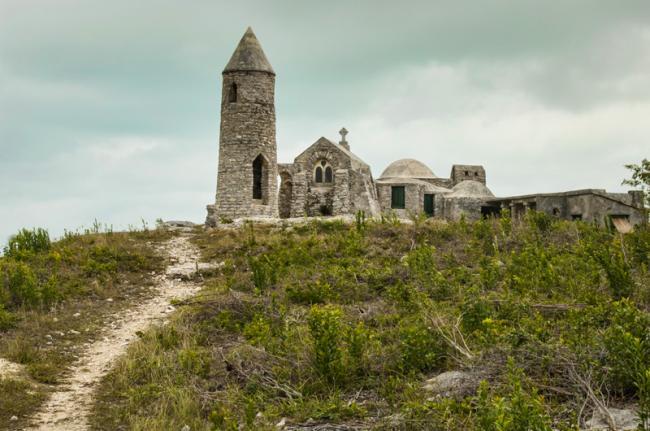 Ermita del monte Alvernia, Bahamas