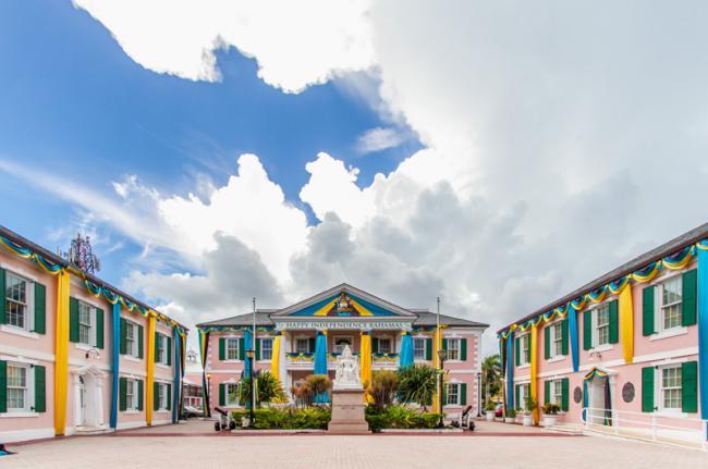 Nasáu colonial, Bahamas