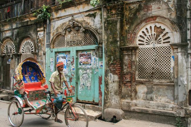 Vieja Dhaka, Bangladés