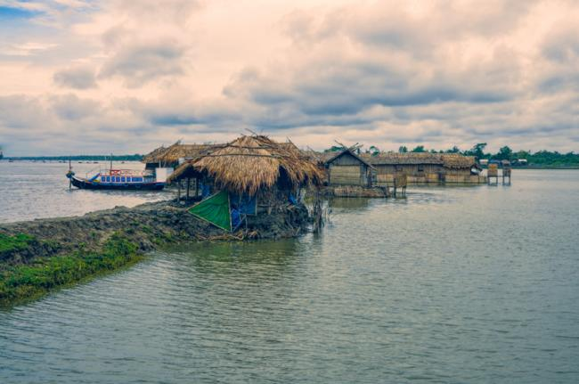 Travesías fluviales, Bangladés
