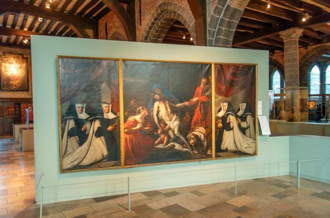 Memlingmuseum, Brujas, Bélgica