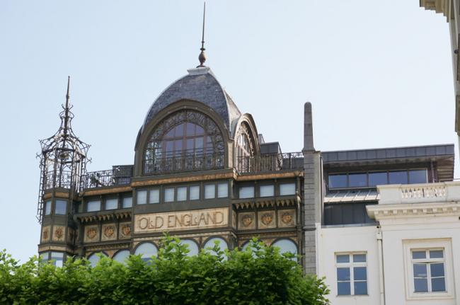 Musée des Instruments de Musique, Bruselas, Bélgica