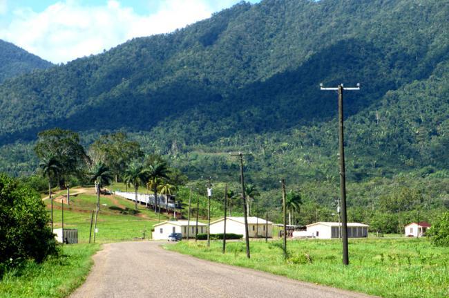 Hummingbird Highway, Belice