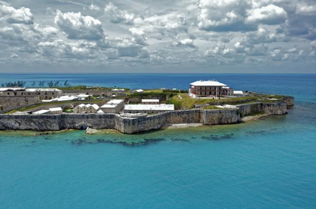 Royal Naval Dockyard, Bermudas