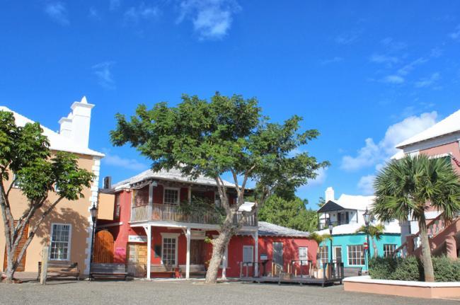Town of St George, Bermudas