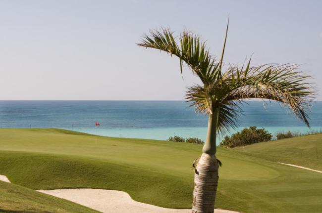 Campo de golf, Bermudas