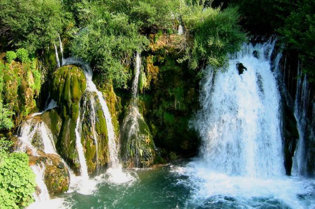 Cascadas del río Una, Bosnia y Herzegovina