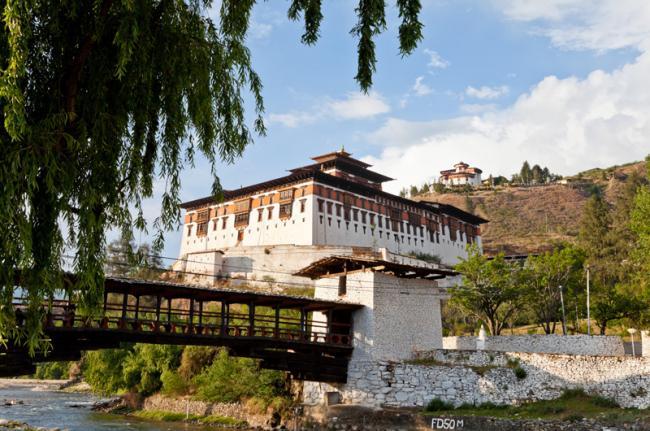 Museo Nacional, Rinpung, Bután