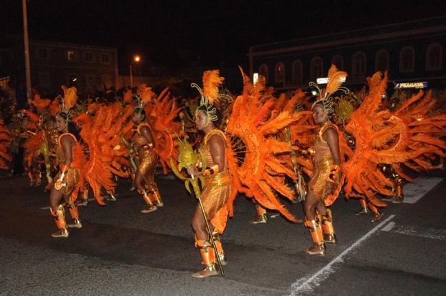 Carnaval de Mindelo, Cabo Verde