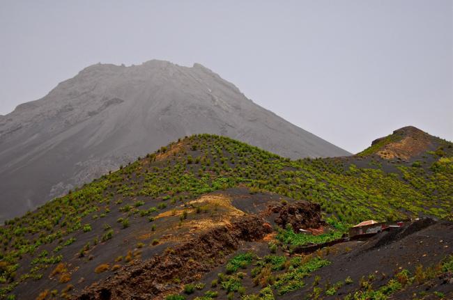 Monte Fogo, Cabo Verde