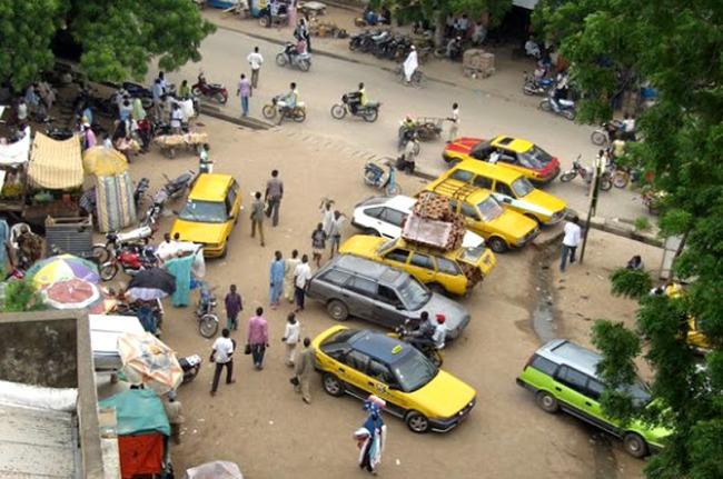 Calles de Maroua, Camerún