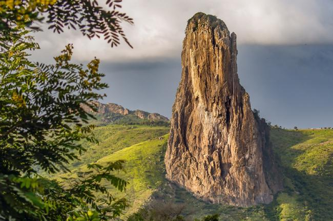 Montes Mandara, Camerún