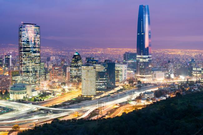 Barrio Las Condes, Santiago de Chile, Chile