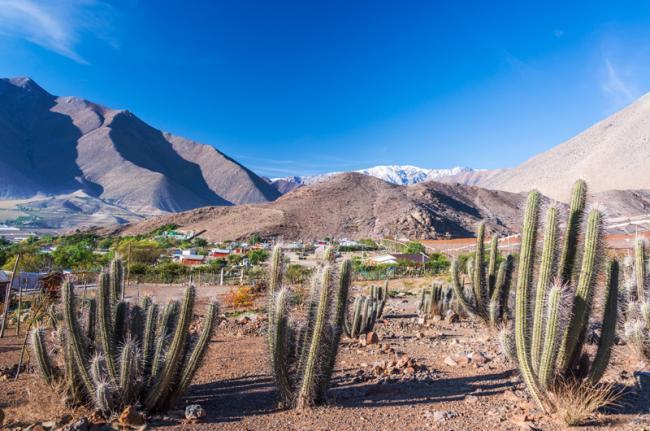 Valle de Elqui, Chile