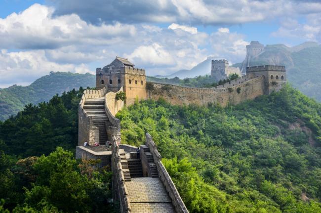 La Gran Muralla, Beijing, China