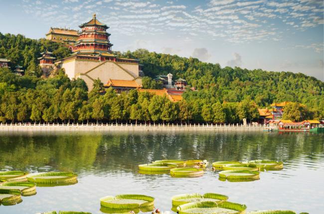 Palacio de Verano, Beijing, China