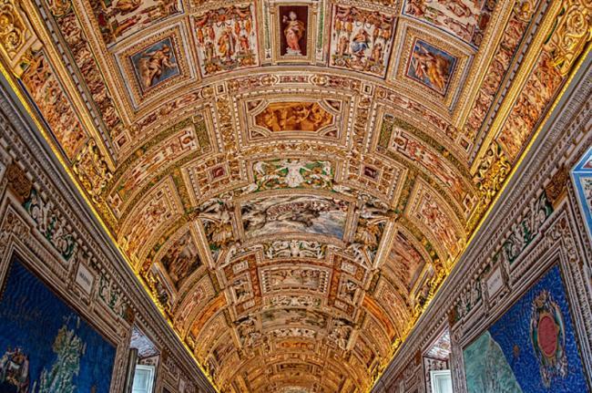 Capilla Sixtina, Ciudad del Vaticano