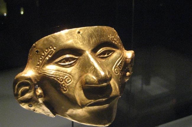 Museo del Oro, Bogotá, Colombia