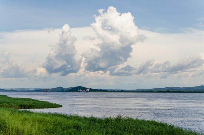 Río Congo, República Democrática del Congo