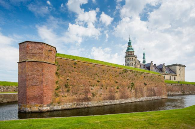 Kronborg Slot, Dinamarca