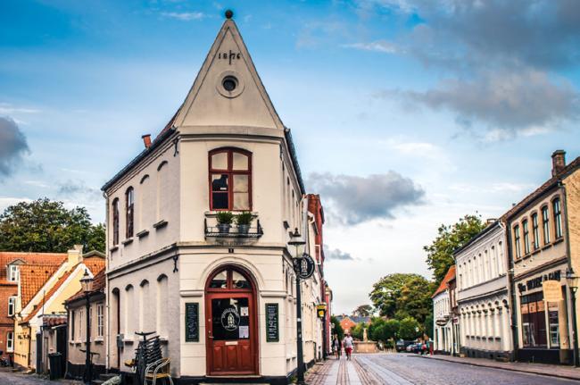 Ribe, Dinamarca