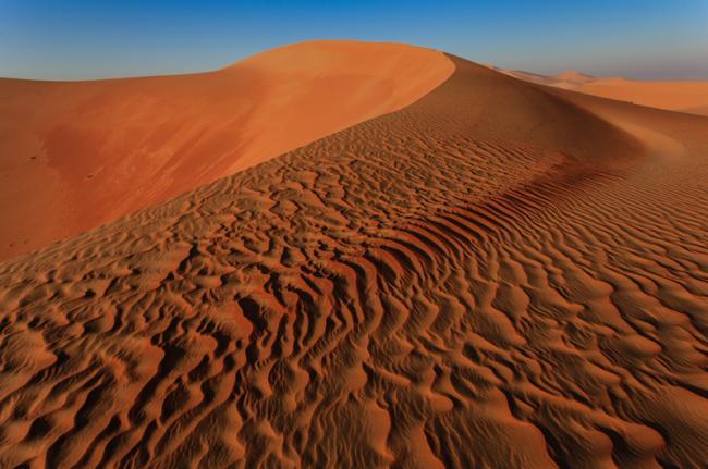 Desierto de Liwa, Emiratos Árabes Unidos