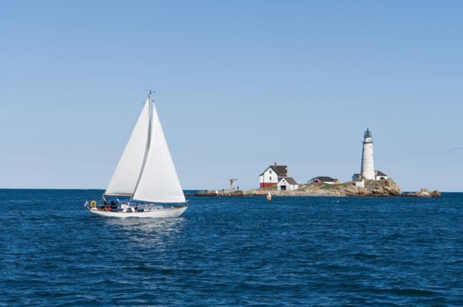 Boston Harbor Islands, Boston, Estados Unidos