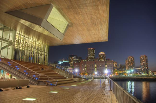 Institute of Contemporary Art, Boston, Estados Unidos