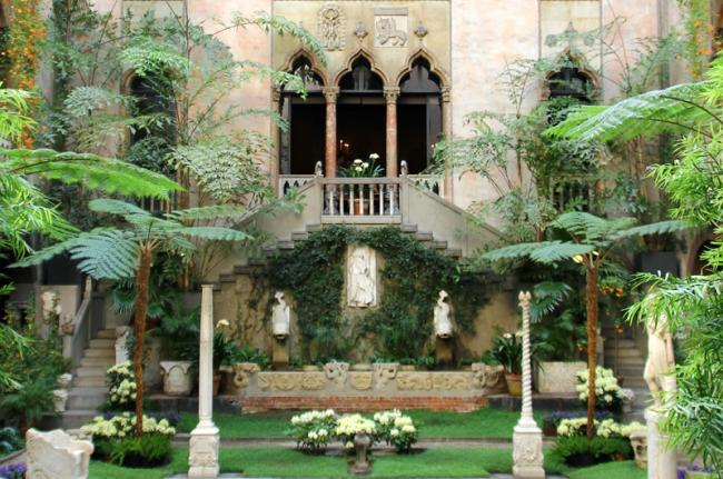 Isabella Stewart Gardner Museum, Boston, Estados Unidos