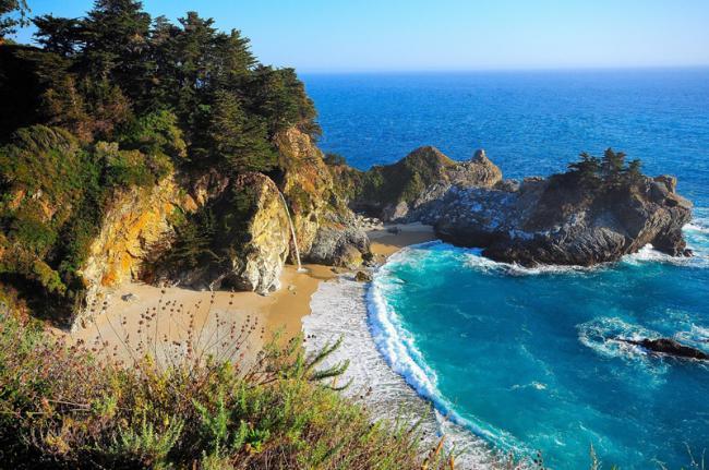 Big Sur, California, Estados Unidos