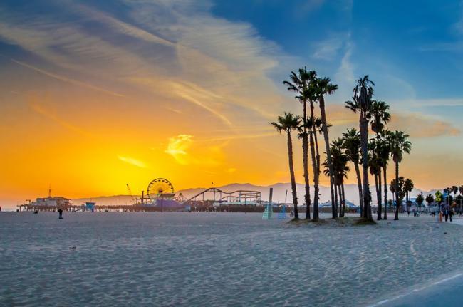 Santa Mónica, Los Ángeles, Estados Unidos