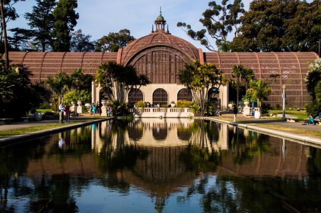 Balboa Park, San Diego, California, Estados Unidos