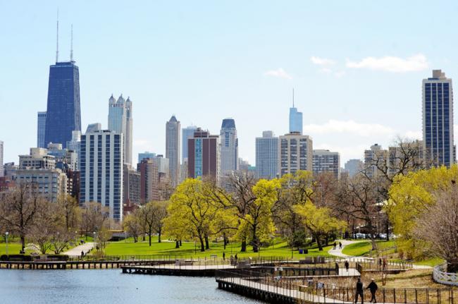 Lincoln Park, Chicago, Estados Unidos