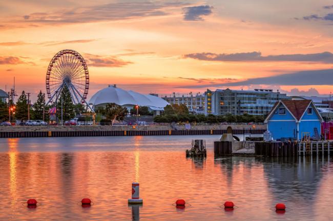 Navy Pier, Chicago, Estados Unidos
