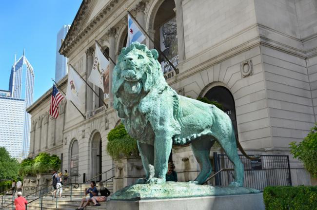 The Art Institute of Chicago, Estados Unidos