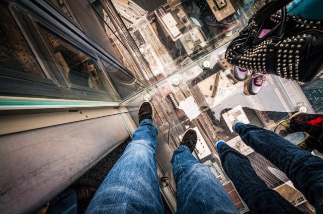 Willis Tower, Chicago, Estados Unidos
