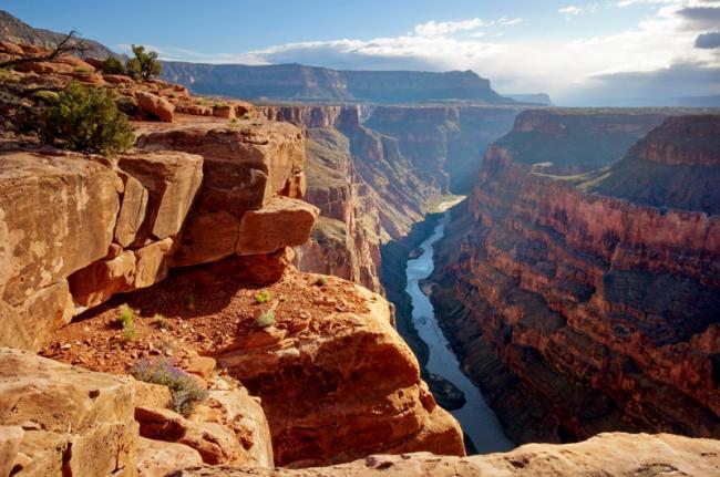 Gran Cañón del Colorado, Estados Unidos