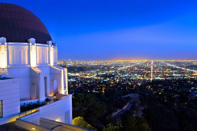 Griffith Observatory, Los Ángeles, Estados Unidos