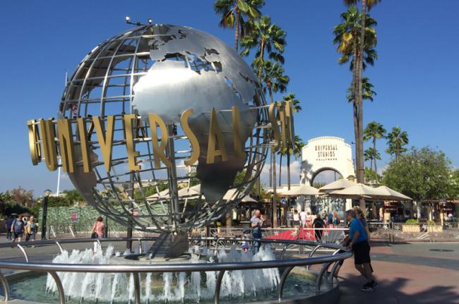 Universal Studios, Los Ángeles, Estados Unidos