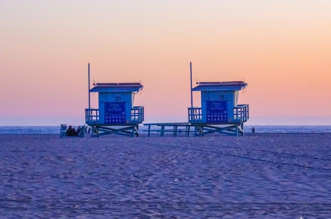 Venice Beach, Los Ángeles, Estados Unidos